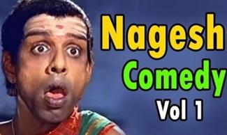 Nagesh Comedy | Vol 1 | Thiruvilaiyadal | Server Sundaram | Saraswati Sabatham | Tamil Comedy Scenes