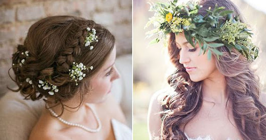 20+ Amazing Ways to Use Green Floral at Your Wedding