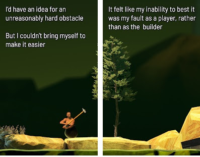 Getting Over It with Bennett Foddy APK For Android Terbaru v1.8.8 2018