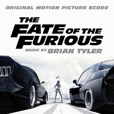 The Fate of the Furious Original Score Brian Tyler