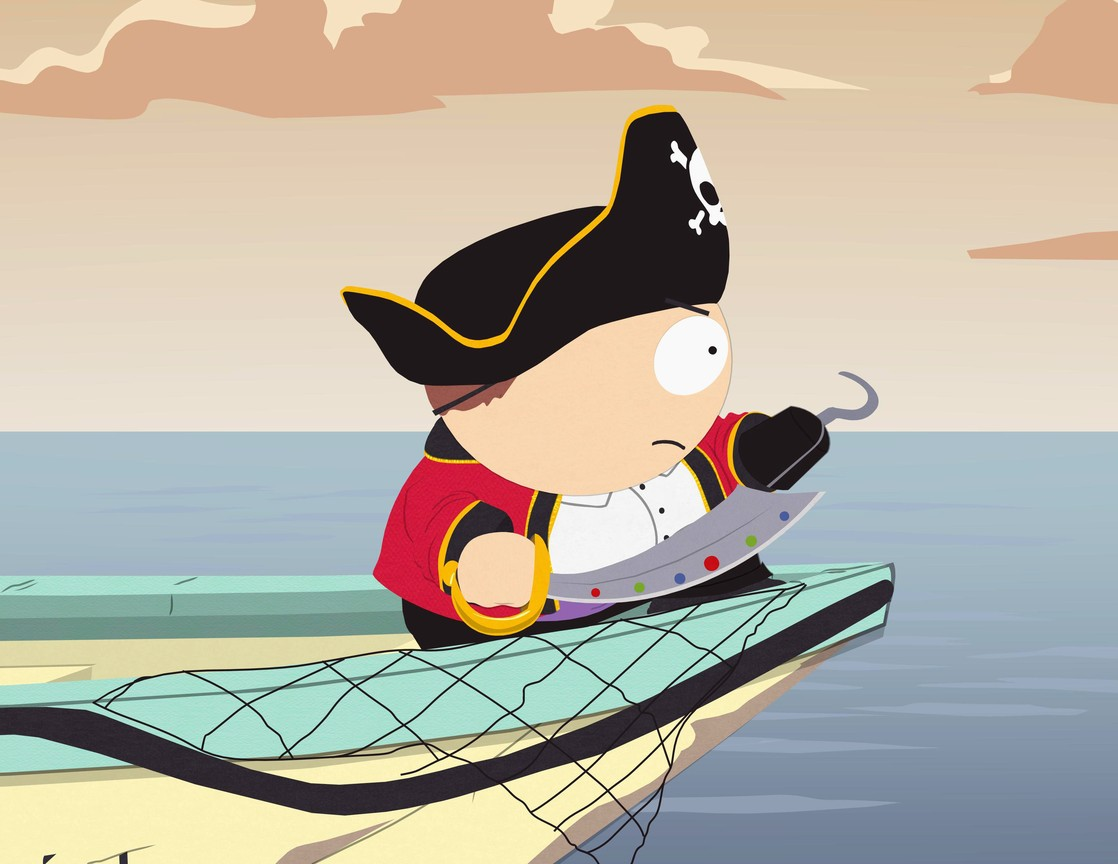 South Park - Season 13 Episode 07: Fatbeard