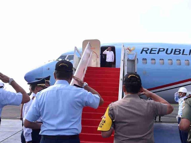 Cari Lokasi Ibukota Baru, Jokowi Kunjungi Pulau Kalimantan