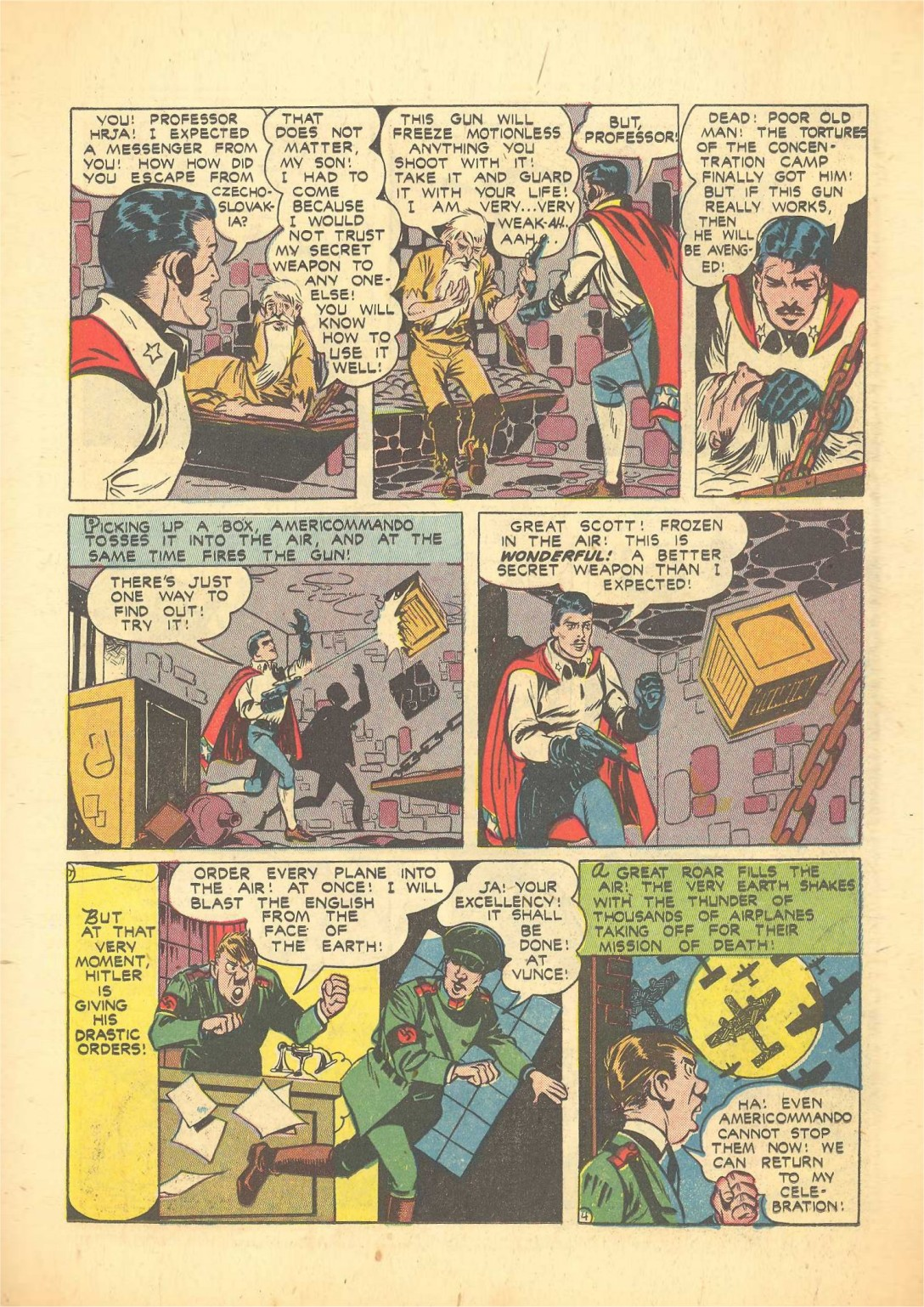 Action Comics (1938) 65 Page 40
