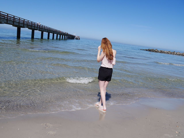 A DAY AT A WONDERFUL PLACE // Ostsee