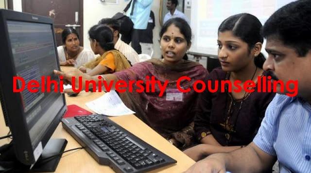 Delhi University Counselling