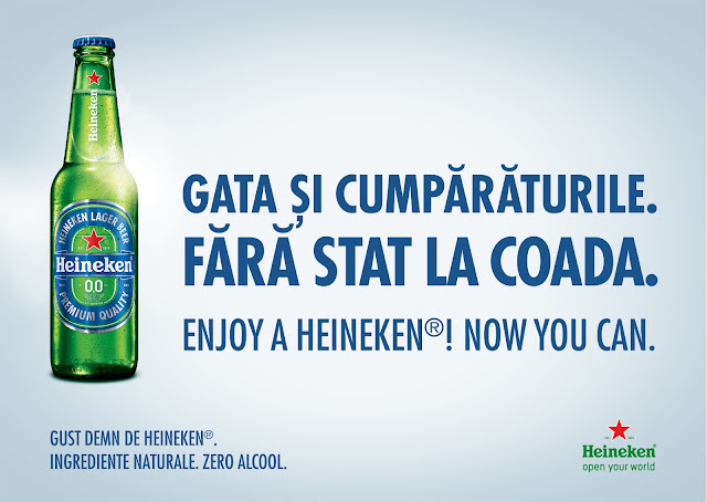 ENJOY A HEINEKEN®! Now you CAN.