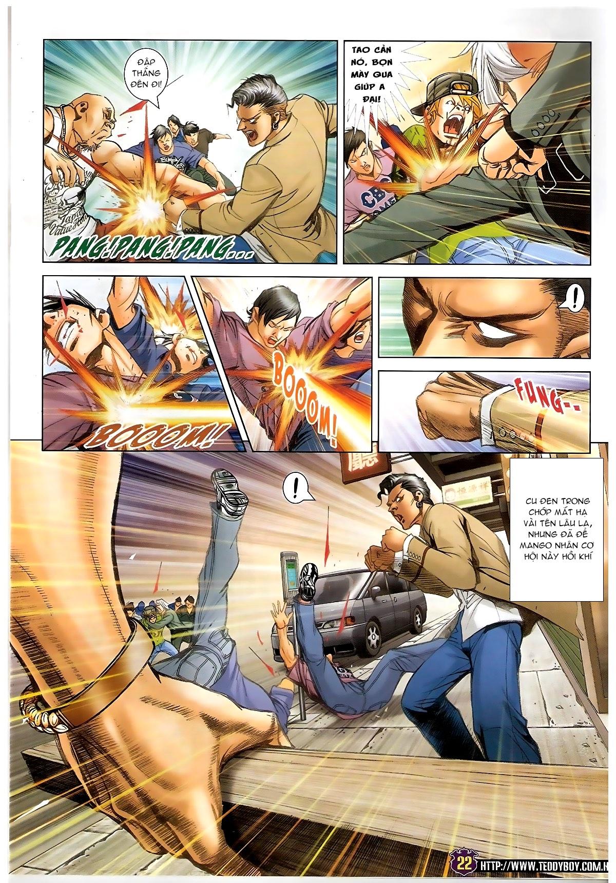 Người Trong Giang Hồ - Chapter 1438: Tứ Đại Quyền Vương - Pic 17