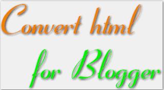 Mã hóa và giải mã code HTML cho Blogger