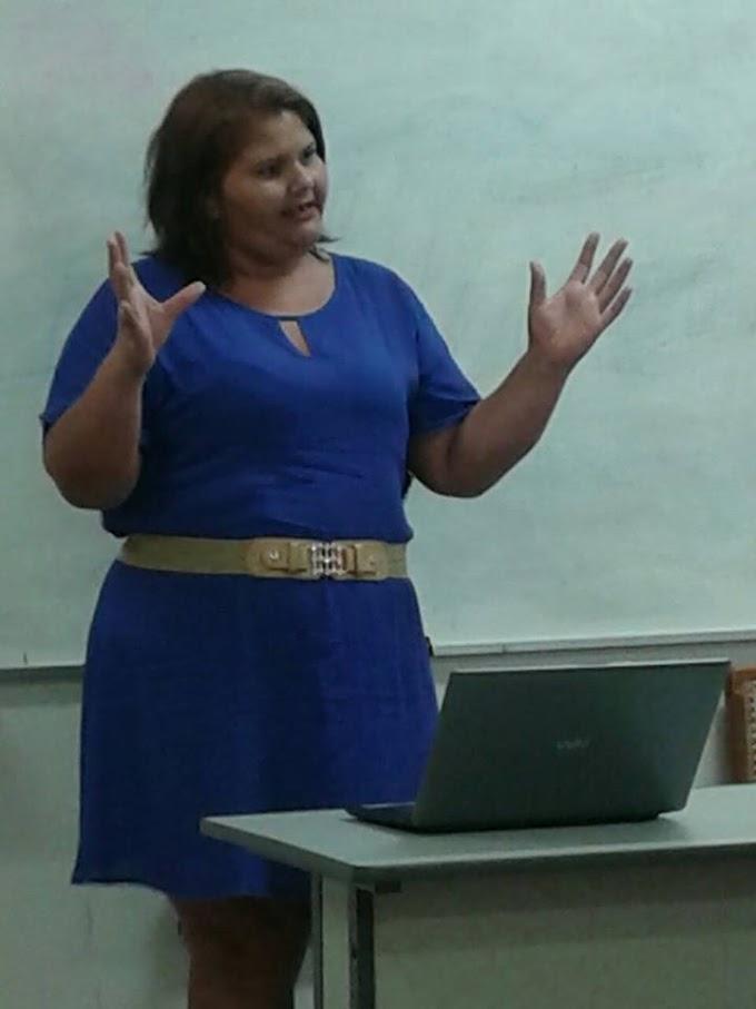 Desabafo da professora Kelly Xavier da Silva com o desgoverno do atual gestor.