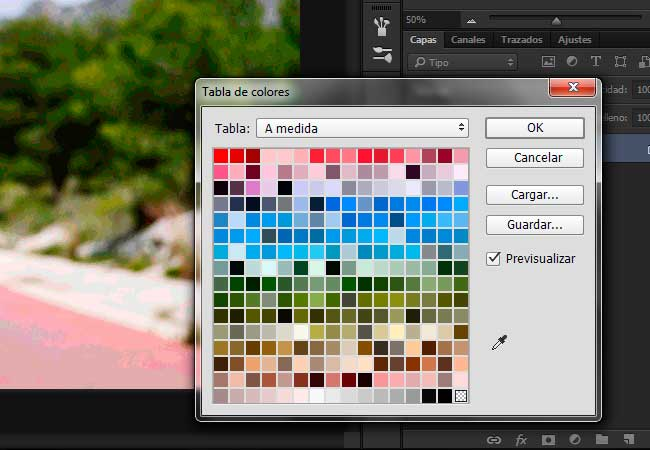 Tutorial Photoshop Crear Paletas de Color a Partir de Fotografias Paso 04b