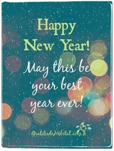 happy new year greetings cards for parents and teachers today is the 1st page in 365 pages book start with a good one