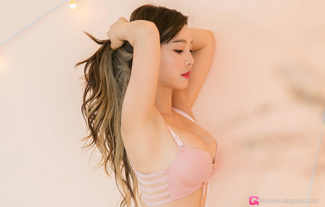 1 Lee Ji Na - very cute asian girl-girlcute4u.blogspot.com