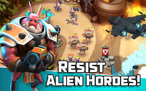 Alien Creeps TD Mod Apk Download
