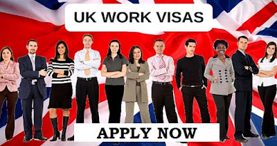 Get A Work Permit for UK