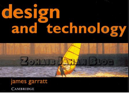 Design and Technology by James Garrett