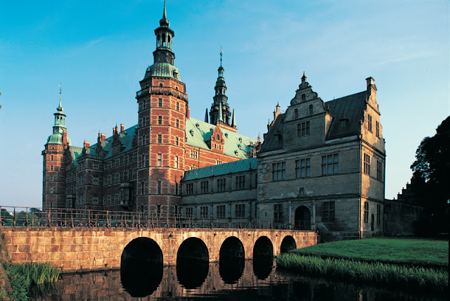 Castelo de Frederiksborg, Dinamarca