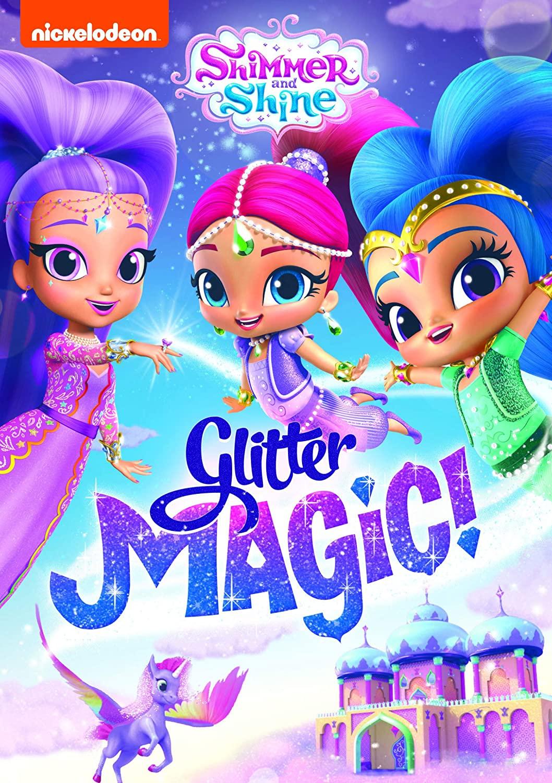 Nickalive 2020 : nickalive, NickALive!:, Nickelodeon, Release, 'Shimmer, Shine:, Glitter, Magic!', August