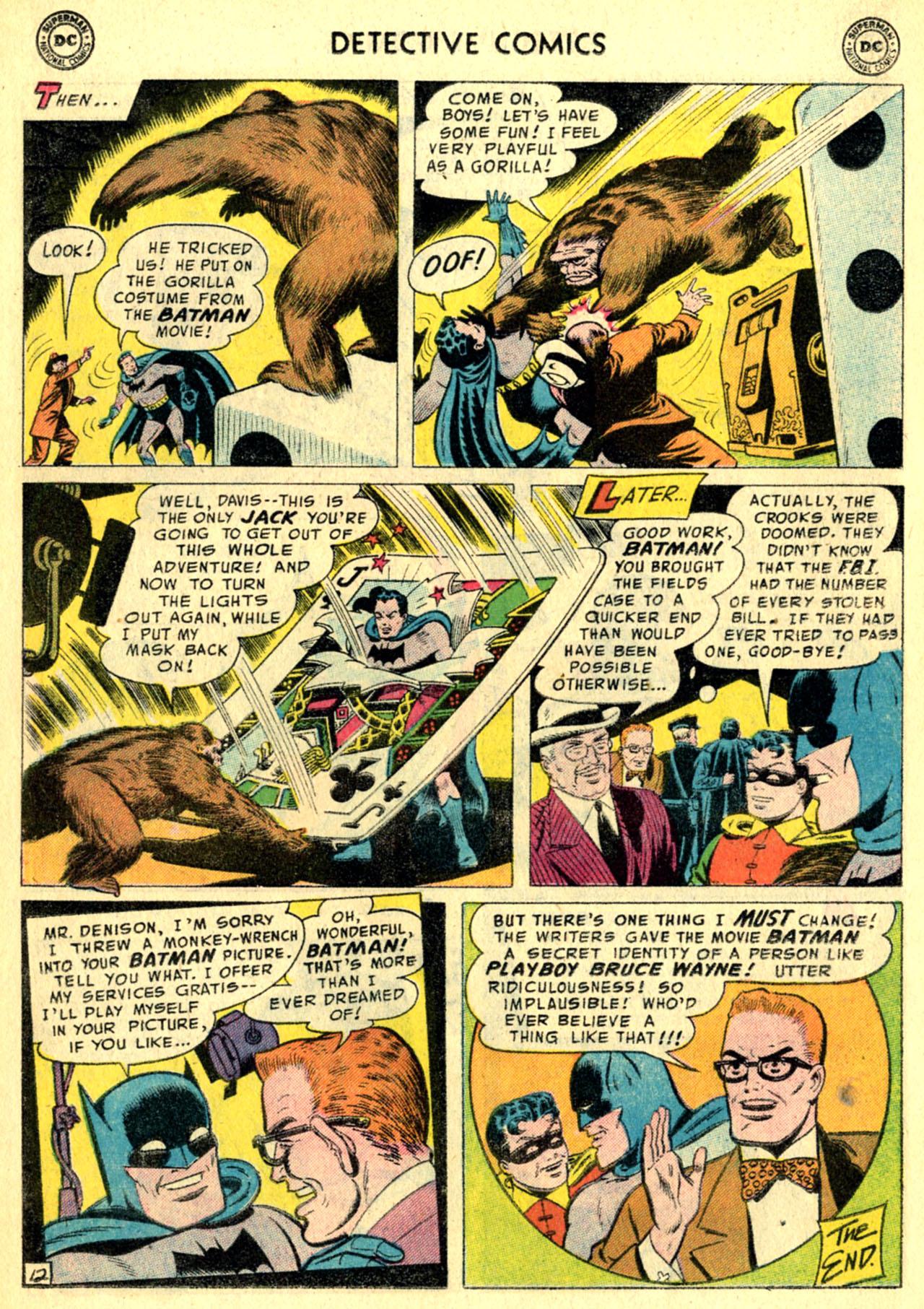Detective Comics (1937) 232 Page 13