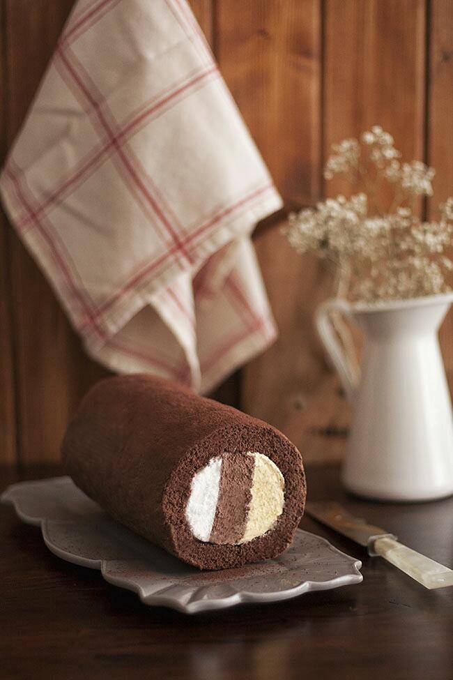 Blog Dit i Fet | Rotllo àrtic de xocolata