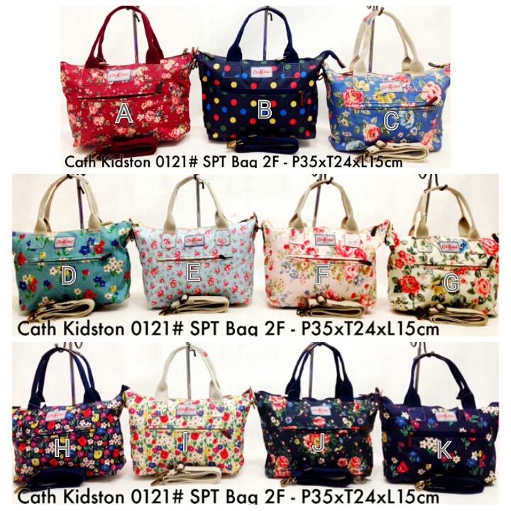 fe3f978d8b Kipling Shop Indonesia  Cath Kidston 0121  SPT Bag 2F - Rp 190.000