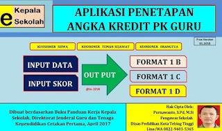 File Pendidikan Aplikasi Penetapan Angka Kredit PK Guru