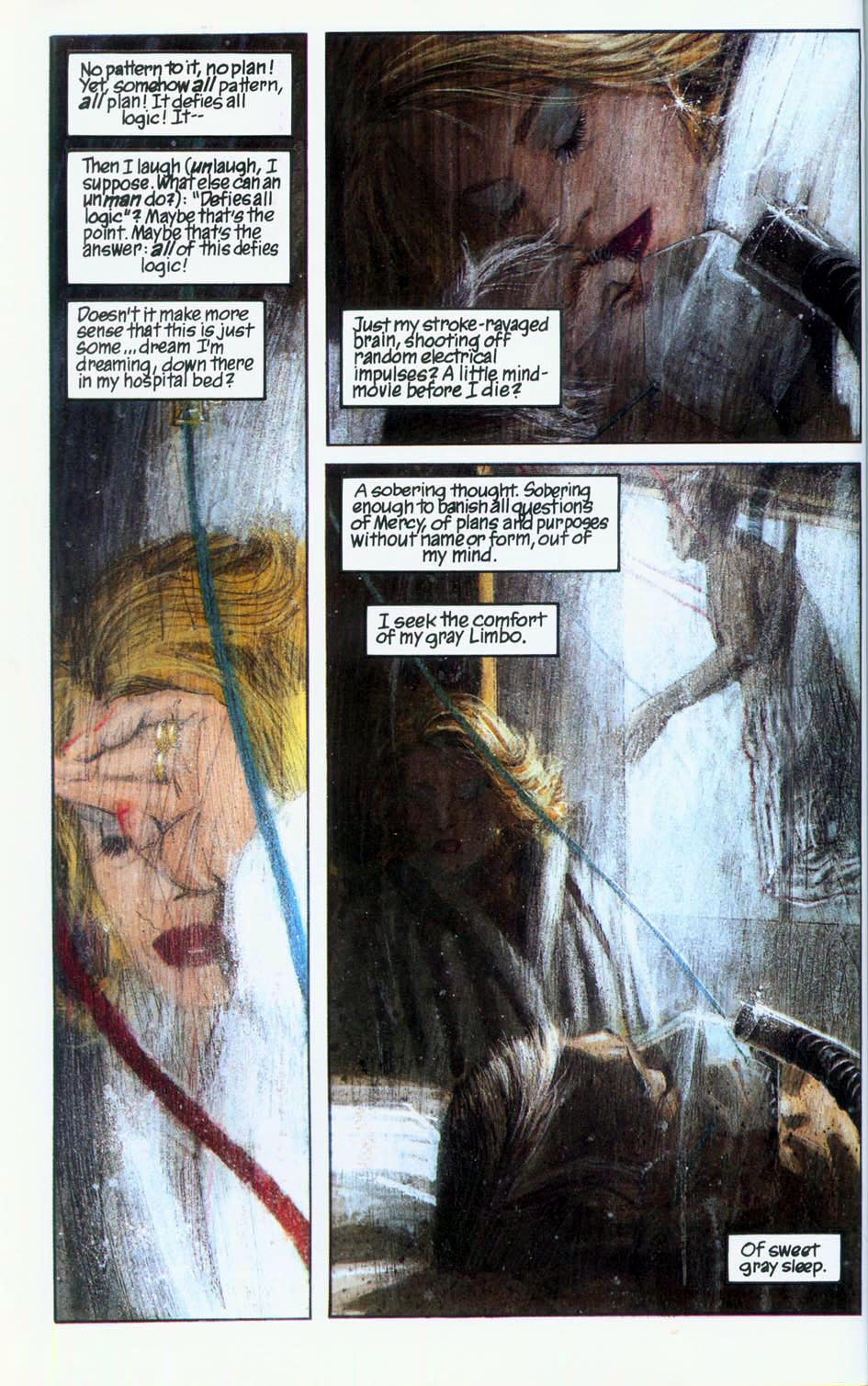 Read online Mercy comic -  Issue # Full - 31
