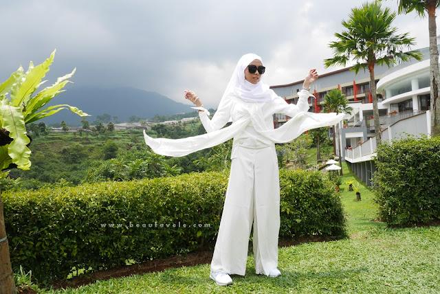 Taman di Pesona Alam Resort & Spa