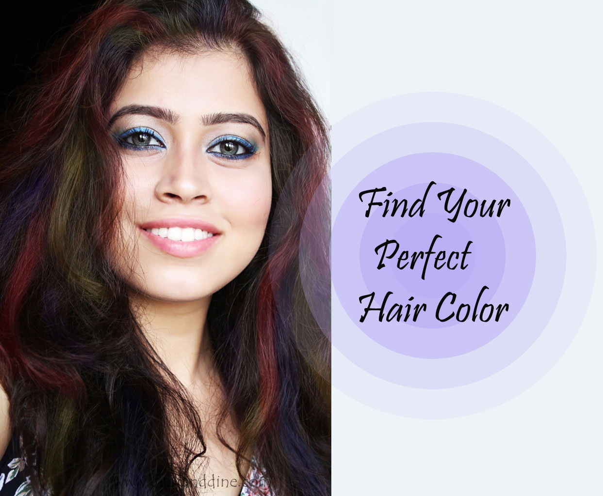 How To Choose The Right Hair Color Deck And Dine
