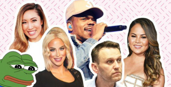 Chrissy Teigen, Donald Trump, Rihanna and others make list of 2017 TIME's 25 Most Influential People on the Internet