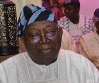rip - Sunday Adewusi, Former Inspector General Of Police is late age 80yrs