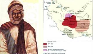historicalville.com-Samori Toure's Mandinka resistance against the French