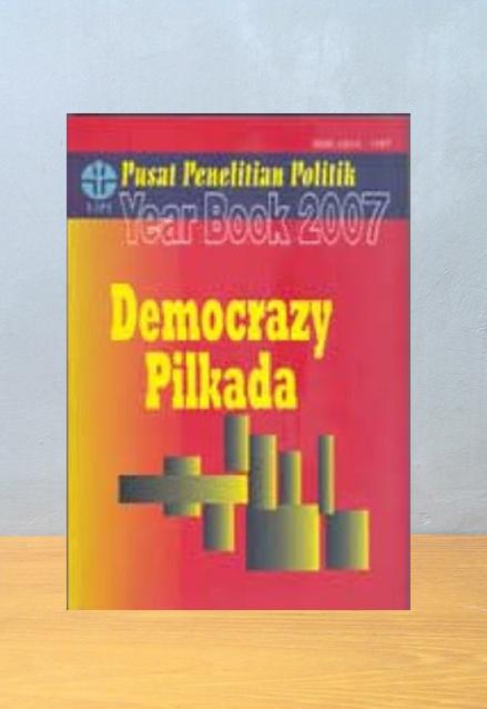 JURNAL PENELITIAN POLITIK (YEAR BOOK 2007), Lipi Pres