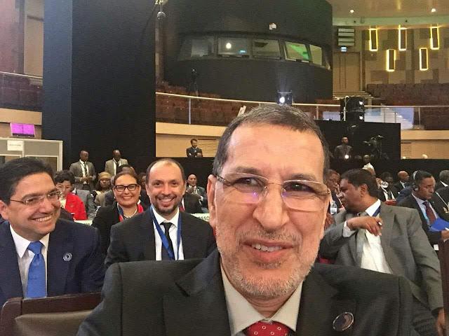 قمة كيغالي الاستثنائية، تفضح مناورة مغربية جديدة