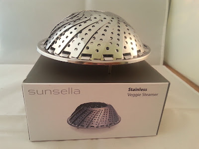 Stainless Steel Vegetable Steamer #sunsellaveggiesteamer