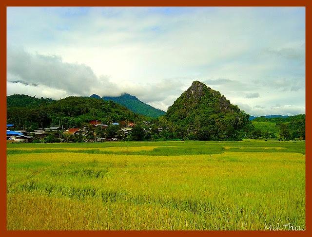 Nan, Thailande