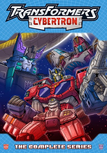 DVD Review - Transformers: Cybertron: The Complete Series
