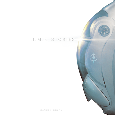 [RECENSIONE] T.I.M.E. Stories + Marcy Case