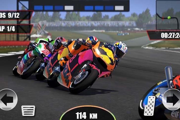 10 Game Motor GP Offline dan Online di Android Terbaik
