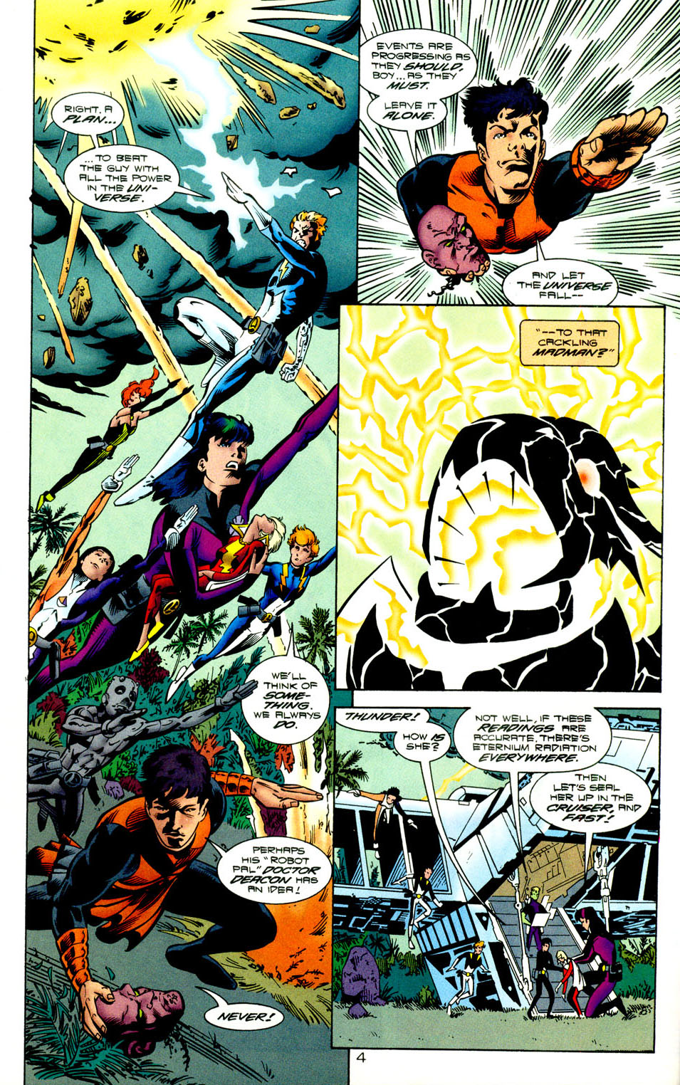 Legion of Super-Heroes (1989) 118 Page 5
