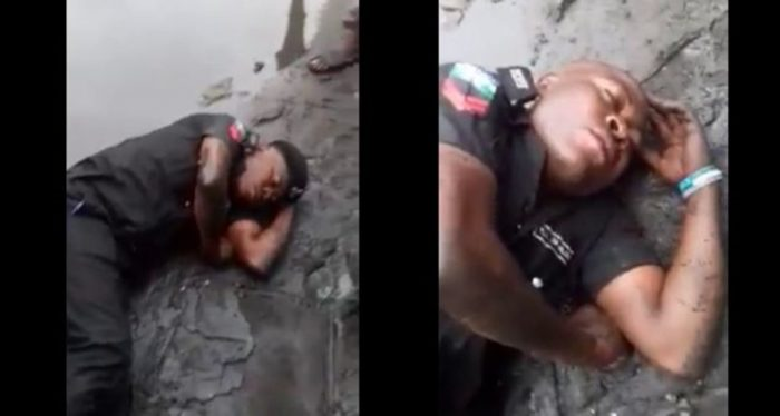 Video/photos: Woman explains why she stripped a woman