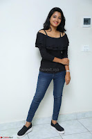 Deepthi Shetty looks super cute in off shoulder top and jeans ~  Exclusive 89.JPG