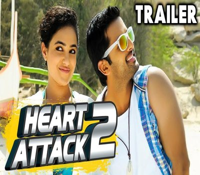Heart Attack 2 (2018) Dual Audio 480p