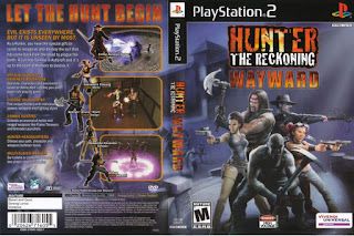 Cheat Hunter the Reckoning: Wayward PS3