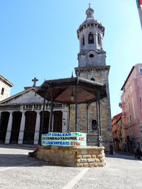 Santa María de la Asunción, Bermeo, Urdaibai, País Vasco, Elisa N, Blog de Viajes, Lifestyle, Travel, Goyenechea, Argentina
