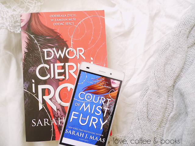 "57. ""A Court of Mist and Fury"" Sarah J. Mass"