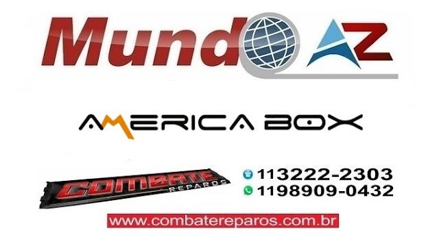Nova atualização Americabox