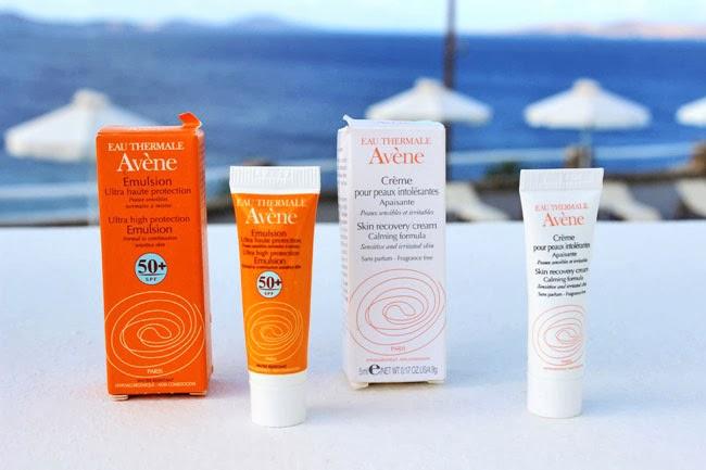 Avene high sun protection