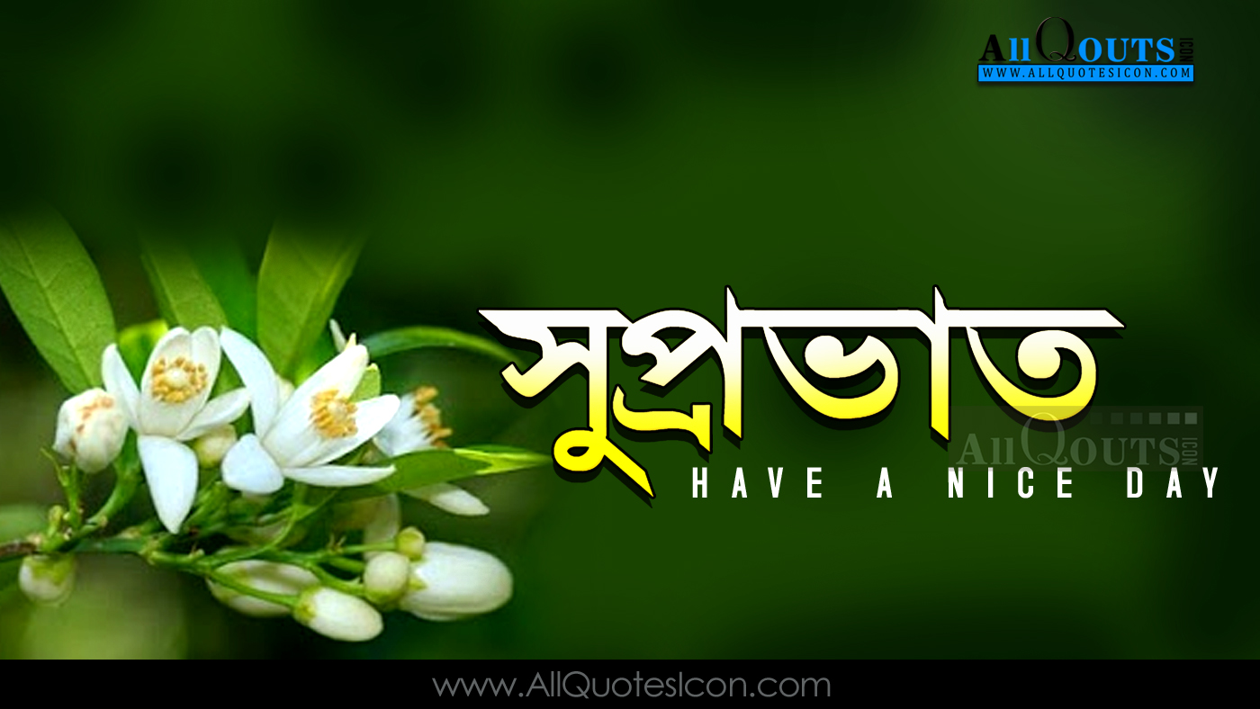 Good Morning Quotes Bengali : Best good morning quotes in bengali hd wallpapers life