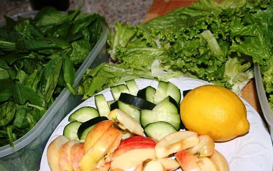 Organic Juicing At Home