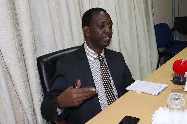 Oppositions and Kayihura created Kifeesi group-ISO boss